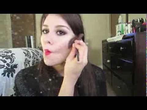 maquillaje + disfraz de Gatubela (colaborativo)