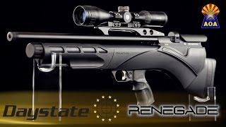 getlinkyoutube.com-Daystate Renegade Bullpup Airgun