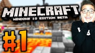 getlinkyoutube.com-IO AMO QUESTO GIOCO!...SENZA INTRO, XD! - Minecraft Windows 10 Edition
