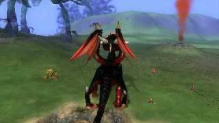 getlinkyoutube.com-Spore dragon gameplay Cynder back to evil?