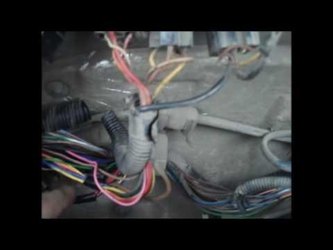 Реанимация ГАЗели с мотором Крайслер