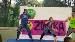 SUMMER ZUMBA PARTY - TATIANA SOUSA, CARLOS PEREIRA & JAMAICA