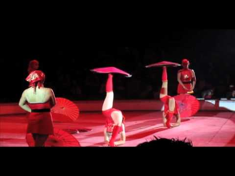 Chinese Circus in Chile
