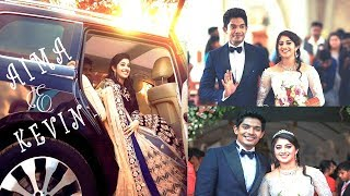 Actress AIMA & KEVIN |  Super Wedding Promo | 2017