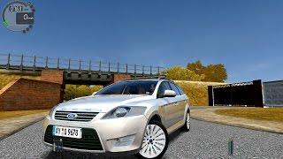 getlinkyoutube.com-City Car Driving 1.5.3 Ford Mondeo Turnier [G27]