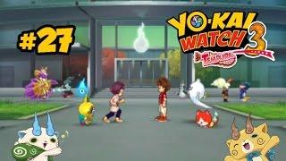 getlinkyoutube.com-Yo-kai Watch 3 Tempura #27 FR - Rencontre d'Inaho et Nathan à l'usine Yopple !