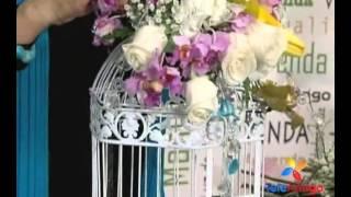 getlinkyoutube.com-Teleamiga Aprenda y Venda Arreglo Floral