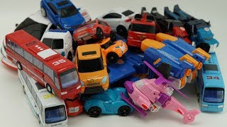 Tobot Robot Car Transformers HelloCarbot Color vs Optimus Prime тобот #трансформеры Collection Toys