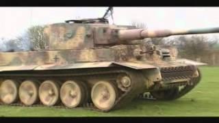getlinkyoutube.com-Tiger vs Sherman