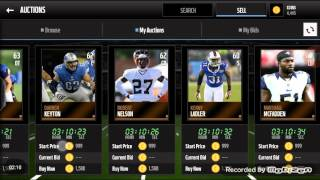 getlinkyoutube.com-How to get free madden mobile coins/ glitches to