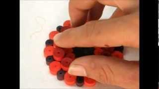 getlinkyoutube.com-3D Quilling- Jewellery Box