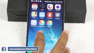getlinkyoutube.com-How to Turn an Android Phone into an iPhone 6 | H2TechVideos