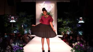 getlinkyoutube.com-ASK Fashion at FFFWeek 2015 - New York City