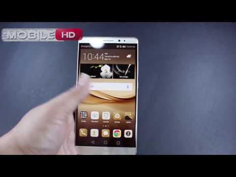 فتح علبة هواوي ميت 8 ذهبي| Unboxing Huawei Mate 8 Gold