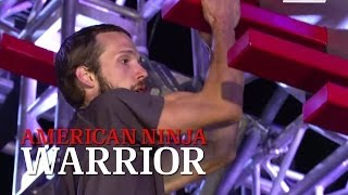 getlinkyoutube.com-Josh Cook at 2013 Denver Finals | American Ninja Warrior