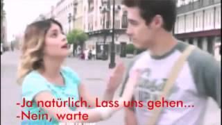 Violetta 3 - Leon und Vilu spazieren (78)
