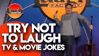 Try Not to Laugh | TV and Movie Jokes
