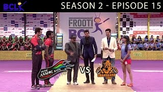 Frooti BCL Episode 15 – Ahmedabad Express vs. Chandigarh Cubs width=