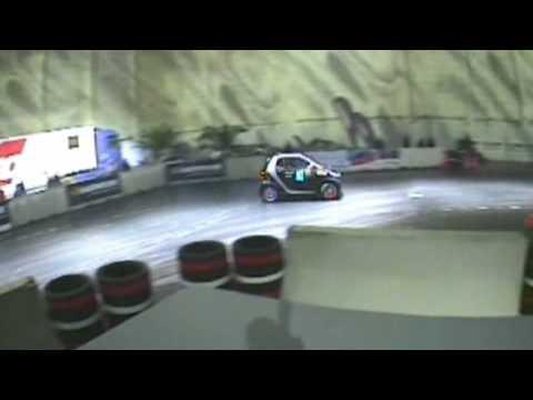 smart2drift Drift Motor Show Essen 2008 Werner Gusenbauer