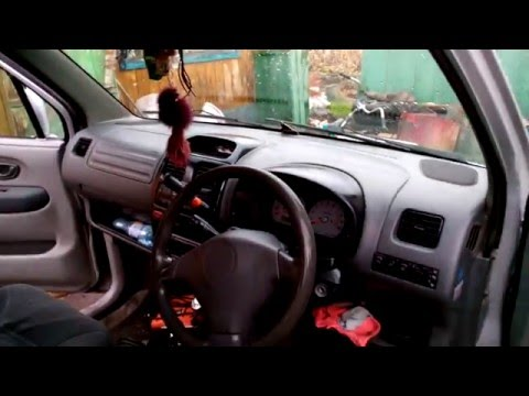Полка багажника Suzuki Wagon R+