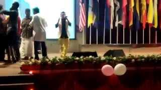 getlinkyoutube.com-Politeknik Seberang Perai(PSP) Charity Nite 2015(Sammy 7)