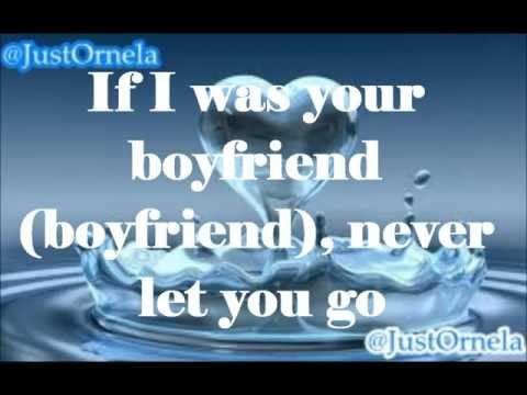 Boyfriend (Lyrics On Screen) ~ Justin Bieber