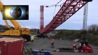 Assembly Crane Mammoet LR 11350 The Soldats4Ever