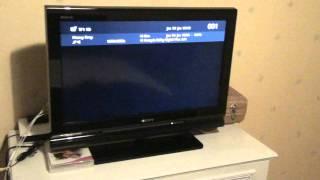 getlinkyoutube.com-Regarder film présent sur iPhone sur Télé