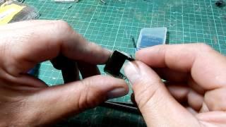 getlinkyoutube.com-Gunpla Tutorial : Detailing with Sewing Pins