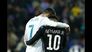 Real Madrid Vs PSG 3-1 | All Goals & Highlights (15/02/2018) HD