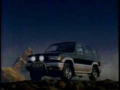 1994 ISUZU BIGHORN Ad