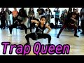 TRAP QUEEN - Fetty Wap Dance | @MattSteffanina Choreography ft 9 yo Asia Monet Ray!!