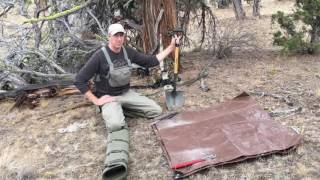 getlinkyoutube.com-Burying a Rifle for a Bug Out Survival Situation -  Survival - Bug Out - SHTF Cache