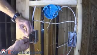 getlinkyoutube.com-Wire a 3 Way Switch