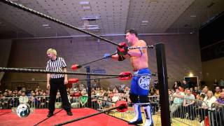 getlinkyoutube.com-NOAM DAR vs AJ STYLES