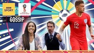 World Cup Gossip: England fans descend on Moscow - BBC Sport width=
