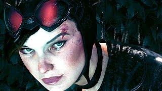 getlinkyoutube.com-Batman Arkham Knight CATWOMAN Revenge Gameplay Cutscenes