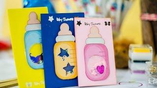 getlinkyoutube.com-Tutorial: como hacer una tarjeta agitable  para baby shower shaker card DIY