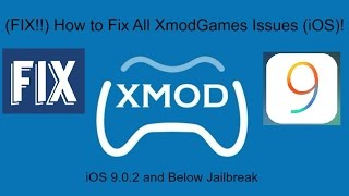 getlinkyoutube.com-(FIX!!) How to Fix All XModGames Issues (iOS 9.0.2 and Below) Jailbreak!