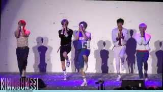 getlinkyoutube.com-150528 Samsung Play the Challenge 'SHINee' - Love sick + Sherlock + Beautiful + An Encore + View