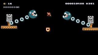 getlinkyoutube.com-【Super Mario Maker】クリア率0%(0/12553) 虐殺の超鬼畜コースに挑戦【マリオメーカー】