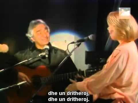 Μαrinela &  Haxhis-Σύνορα η αγάπη δε γνωρίζει.mp4 shqip