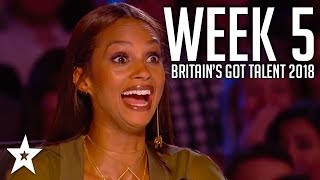 Britain's Got Talent 2018 | WEEK 5 | Auditions | Got Talent Global