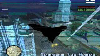 getlinkyoutube.com-GTA SA Batman Cape MOD