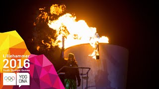 getlinkyoutube.com-Opening Ceremony - Full Replay | Lillehammer 2016 Youth Olympic Games