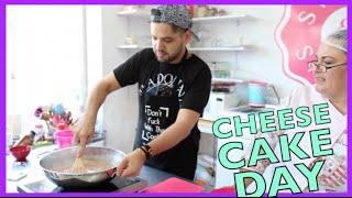 DÍA DE CHEESE CAKE!! | gwabir