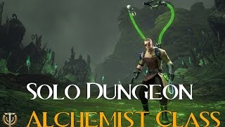 getlinkyoutube.com-[Skyforge] Solo Dungeon - Alchemist (PT/BR)