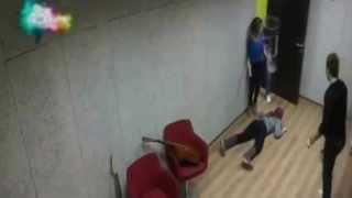 getlinkyoutube.com-سقوط ماريا في ستار اكاديمي 9 | Star Academy 9