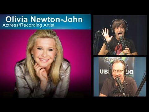 The Del & Emerson Show - Olivia Newton-John - 6/18/14