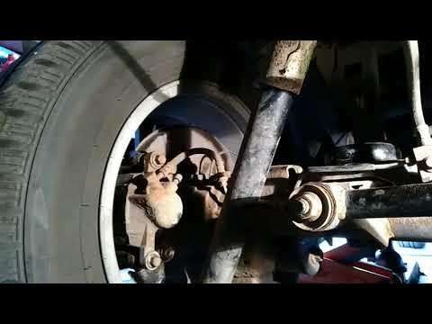 Один из способов открутить амортизатор h3 new turbo